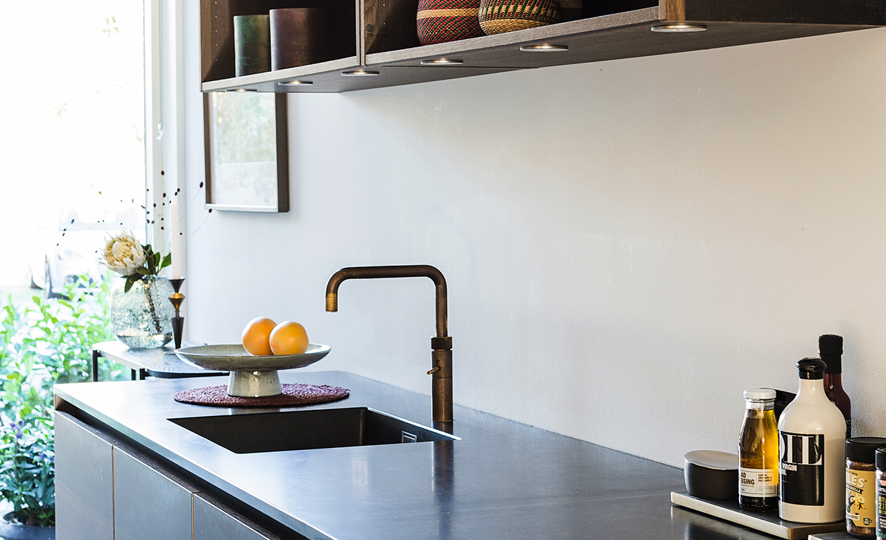 Form 6 design kitchen by Multiform