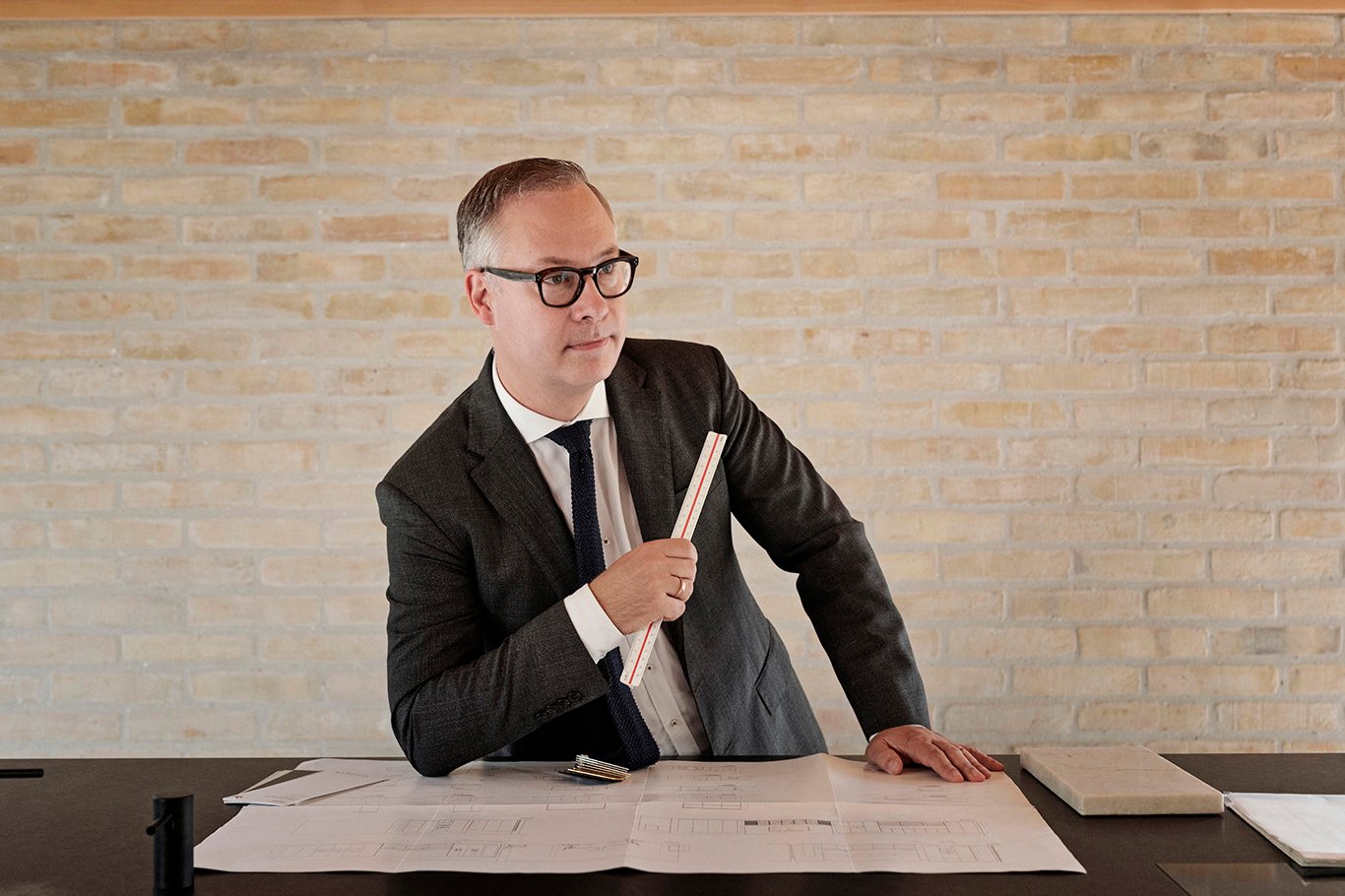 Piet Rose is owner of Multiform Lyngby and a qualified architect.