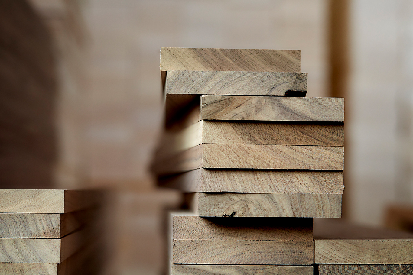Solid wood and joinery crafts are deep in the DNA of Multiform