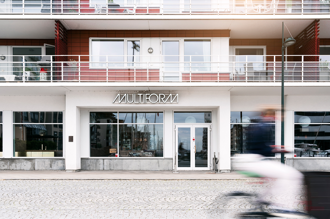 Become a distributor of handcrafted Multiform kitchens in Malmö